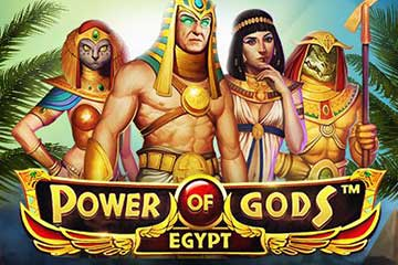 Power of Gods Egypt slot