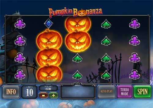 Pumpkin Bonanza videoslot