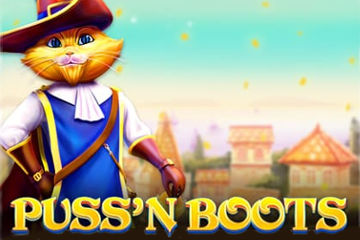 Pussn Boots slot