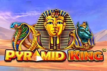 Spela Pyramid King slot