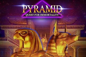 Pyramid Quest for Immortality video slot