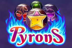 Pyrons video slot