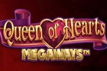 Queen of Hearts Megaways slot