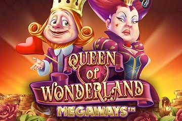 Spela Queen of Wonderland Megaways slot