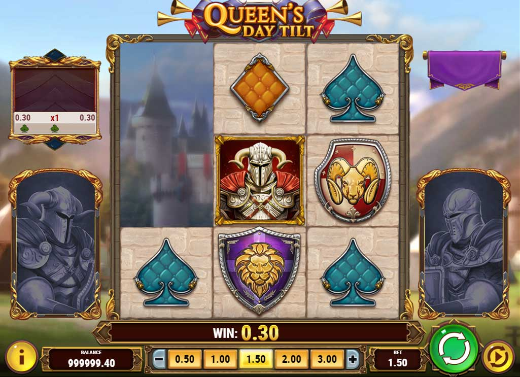 Queens Day Tilt slot