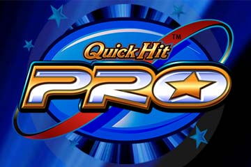 Quick Hit Pro video slot