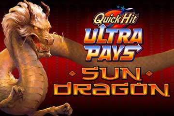 Quick Hit Ultra Pays Sun Dragon slot