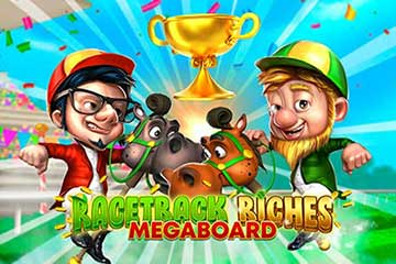 Racetrack Riches Megaboard slot