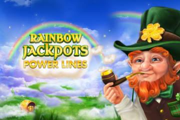 Rainbow Jackpots Power Lines slot