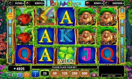 Rainbow Luck slot