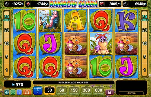 Rainbow Queen Slot - Play the Free Casino Game Online