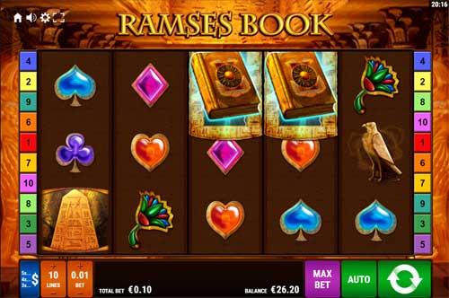 Ramses Book videoslot