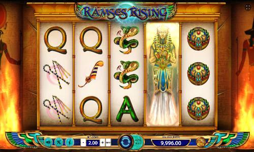 Ramses Rising videoslot