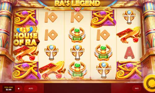 Ras Legend slot