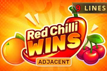 Red Chilli Wins video slot