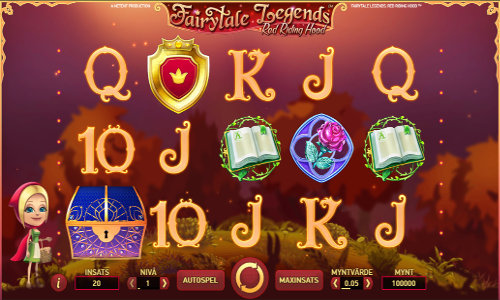 online casino merkur red riding hood online