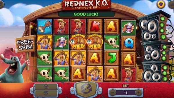 Rednex KO videoslot