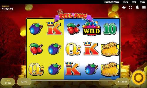 Reel King Mega slot