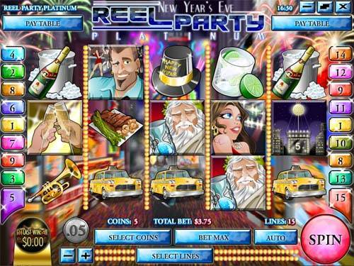 Reel Party Platinum slot