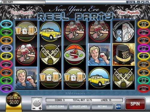 Reel Party slot