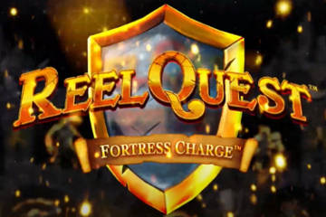 Reel Quest Fortress Charge casino slot