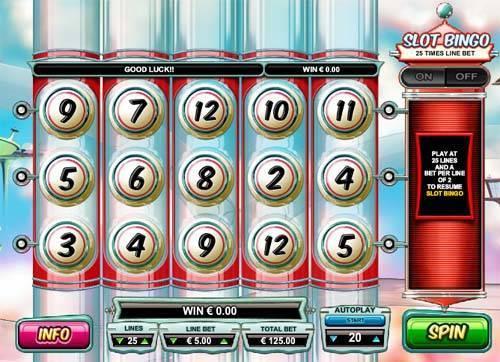 Reely Bingo slot