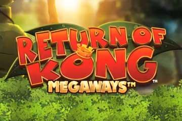 Return of Kong Megaways video slot