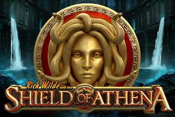 Spela Rich Wilde and the Shield of Athena kommande slot