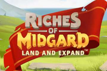 Riches of Midgard Land and Expand slot