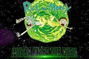 Spela Rick and Morty Wubba Lubba Dub slot