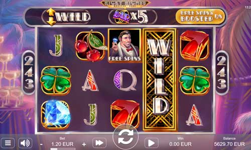 Ricky Riches Booster Reel slot