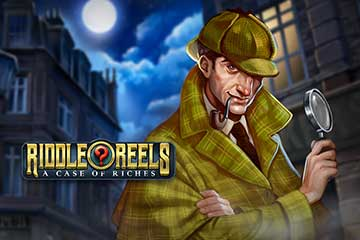 Spela Riddle Reels A Case of Riches slot