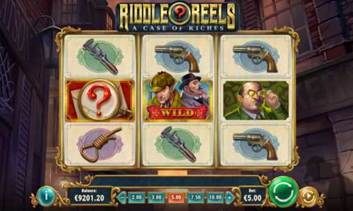 Riddle Reels A Case of Riches videoslot