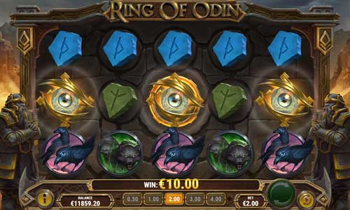 Ring of Odin videoslot