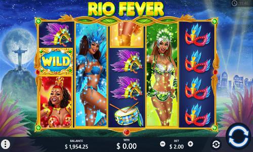 Rio Fever videoslot