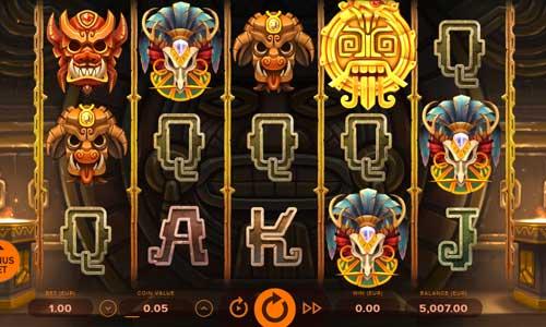 Rise of Maya videoslot