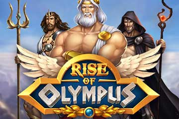 Rise of Olympus video slot