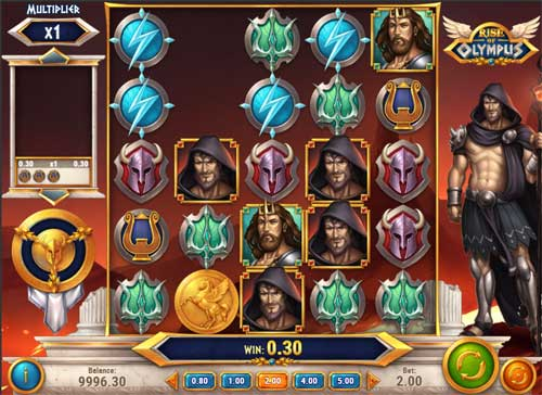 Rise of Olympus free slot