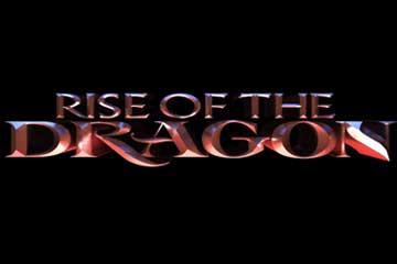 Rise of the Dragon slot