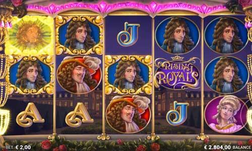 Rising Royals videoslot
