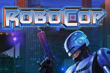 Robocop video slot