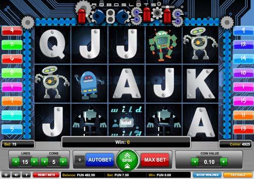 Roboslots slot