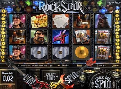 Rockstar videoslot