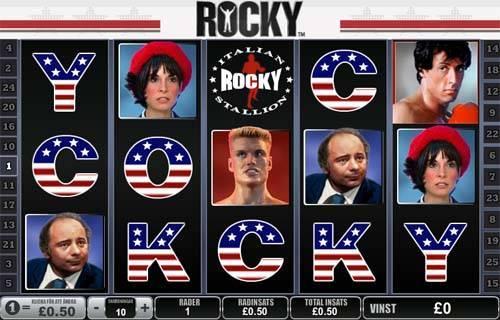 Rocky videoslot