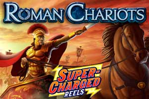 Roman Chariots video slot