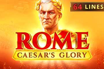 Rome Caesars Glory slot