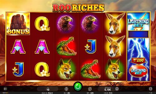 Roo Riches videoslot