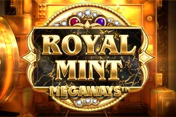Royal Mint Megaways video slot