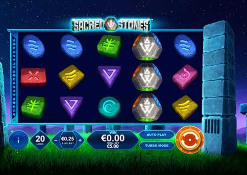 Sacred Stones slot