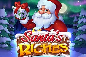 Spela Santas Riches kommande slot